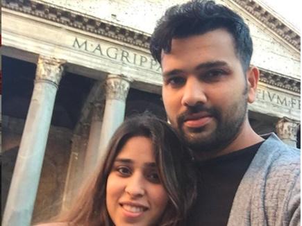 रोहित शर्मा बने पापा, सिडनी टेस्ट में नहीं खेलेंगे
