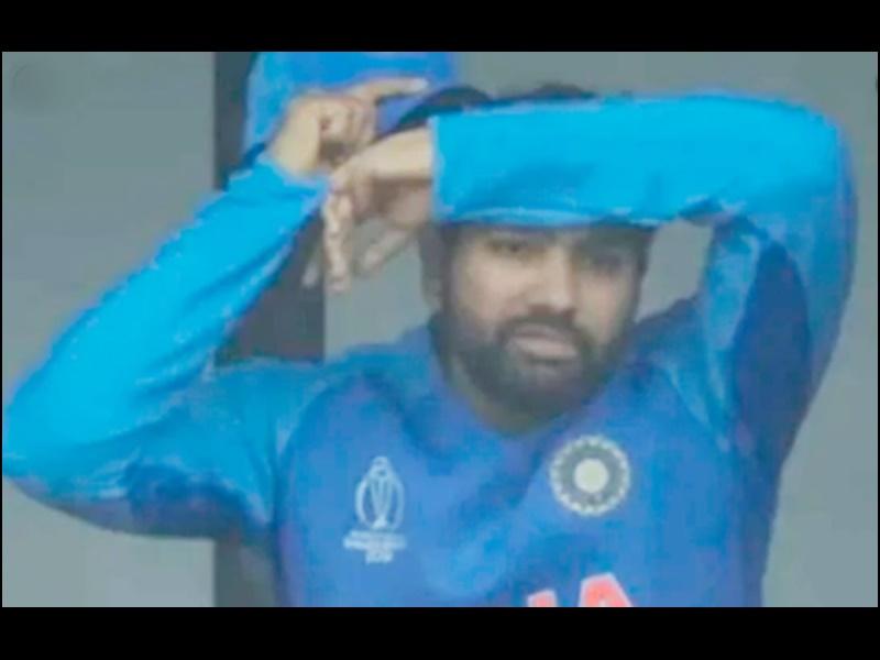 Rohit Sharma disappointed with defeat: रोहित शर्मा ने ट्वीट कर निराशा जाहिर की, हार की वजह भी बताई