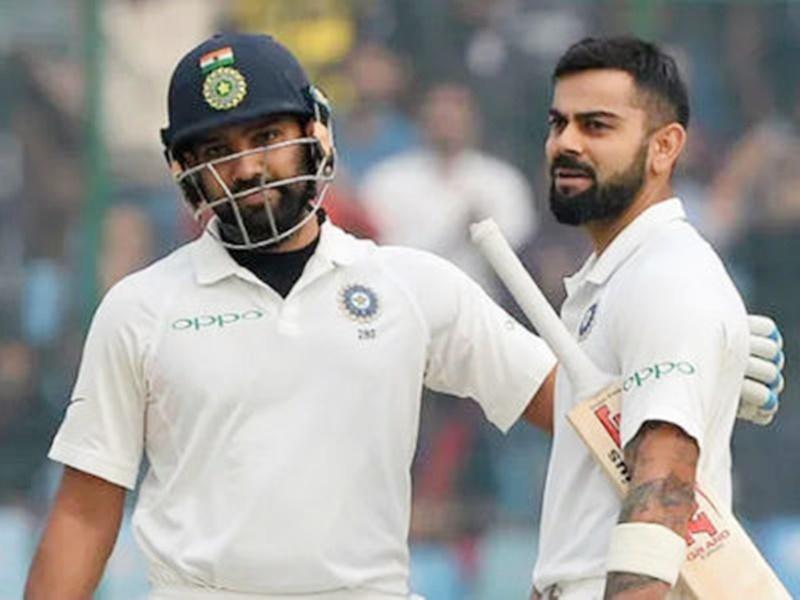 India vs South Africa Ranchi Test highlights: विराट-रोहित की तस्वीर पर पत्नी अनुष्का व रितिका ने किए ऐसे कमेंट