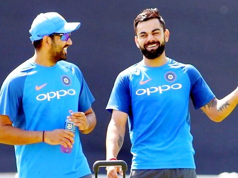 BCCI to resolve dispute between Rohit and Virat: रोहित हो सकते हैं वनडे और टी-20 के कप्तान, विराट को केवल टेस्ट टीम की कमान