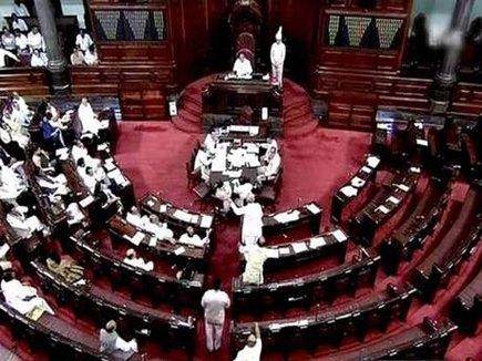 संसद में एनआरसी और टीएमसी सांसदों को लेकर हंगामा, राजनाथ बोले- मिलेगा मौका