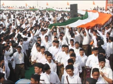 मेरठ में RSS का आज महासमागम, 3 लाख स्वयंसेवकों के पहुंचने का अनुमान
