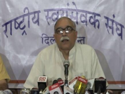 भारत से अनभिज्ञ हैं राहुल, इसलिए आरएसएस को नहीं समझ सकते