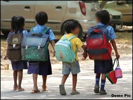 आरटीई : 23 स्कूलों से पालकों की तौबा, ज्यादातर हिन्दी माध्यम के