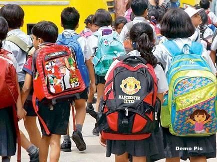 निजी स्कूलों में क्लास शुरू, आरटीई की सीट तक तय नहीं