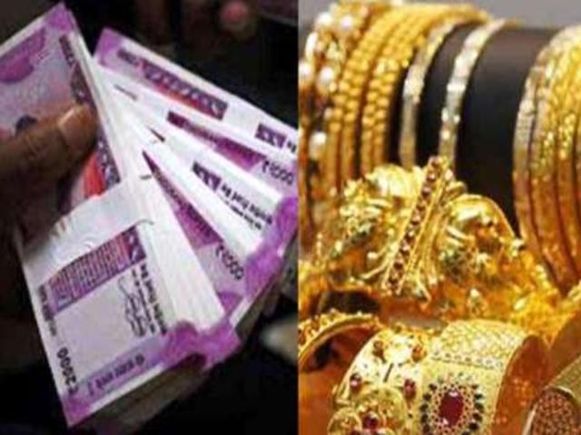 Madhya Pradesh में चुनाव के दौरान 20 करोड़ नकदी सहित आभूषण मिले, तीन करोड़ का मामला कोर्ट में