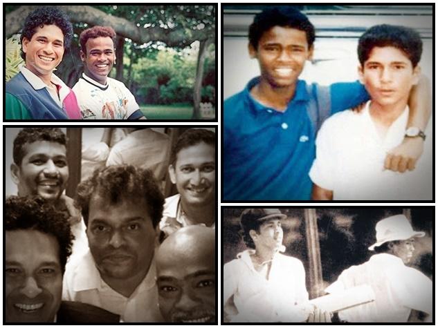 PHOTOS: तीस सालों में ऐसे बदली सचिन-कांबली की दोस्ती