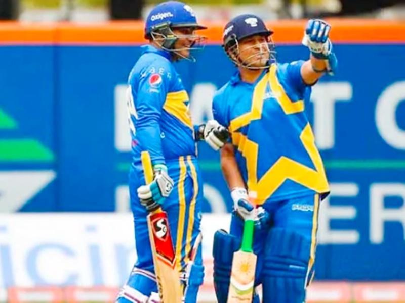 World Cricket Series: सचिन की कप्तानी में खेलेंगे सहवाग