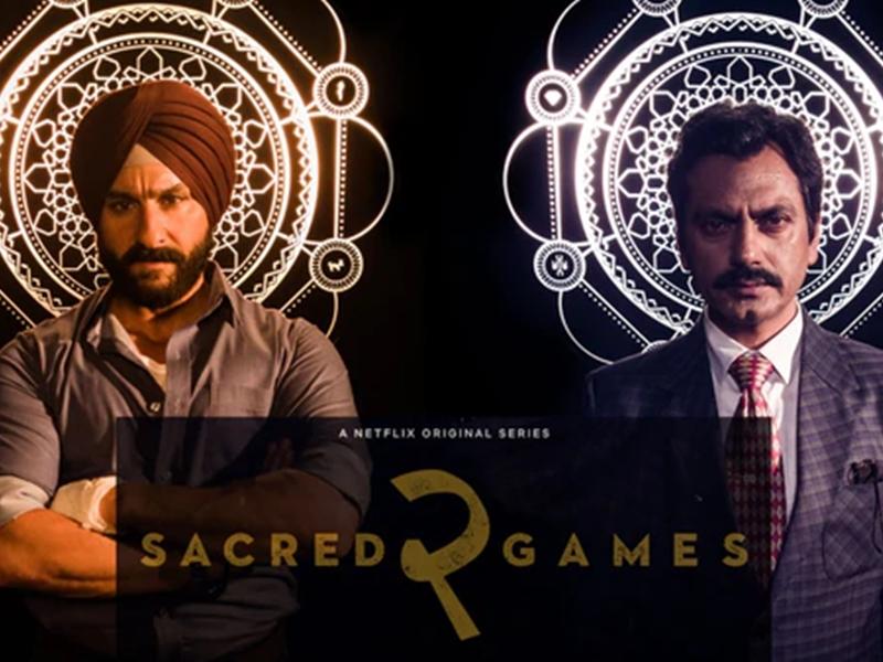 Sacred Games 2 Release time: 12 घंटे पहले रिलीज हो गई 'सेक्रेड गेम्स 2'