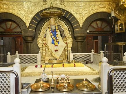 Sai Baba: साईबाबा मंदिर को 11 दिनों में मिला 14.54 करोड़ रुपये का दान