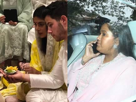 प्रियंका चोपड़ा ने की सगाई की घोषणा, मेहमानों में दिखी सलमान की बहन अर्पिता