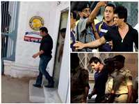सलमान खान के अलावा ये नामी सितारे भी उलझे हैं पुलिस के मामले में