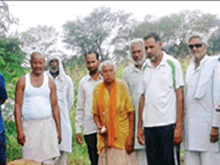 गाय की मृत्यु पर दी गौ समाधि और बताई उसकी विधि और महत्व