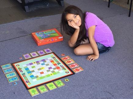 10 साल की समायरा का कारनामा, कोडिंग सीखाने के लिए बनाया गेम
