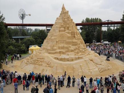 sandcastle in germany 2017913 20339 13 09 2017