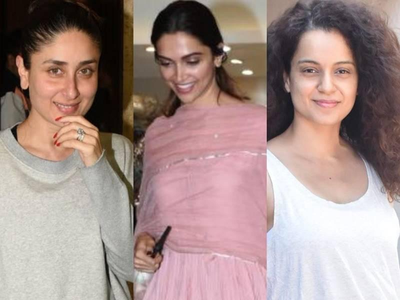 ये Bollywood Actress मोहताज नहीं हैं कॉस्मेटिक्स की, बिना मेकअप ढाती हैं कहर