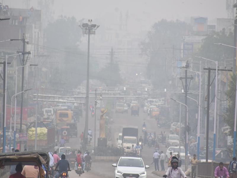 Madhya Pradesh Weather Alert : बदला मौसम का मिजाज, कई स्थानों पर बरसात, जानिये अगले दो दिन का हाल