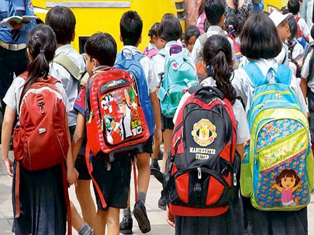 MP: बस्ते का बोझ नहीं हो रहा काम, शिक्षा मंत्री को गाइडलाइन ही पता नहीं