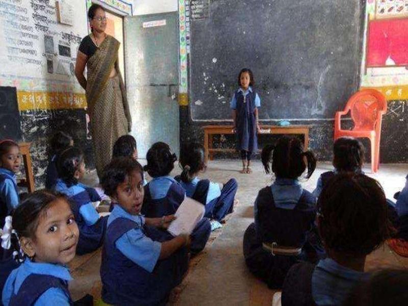 Raigarh Education : शिक्षा सत्र शुरू होने के 5 माह बाद में अब आएंगे शिक्षक