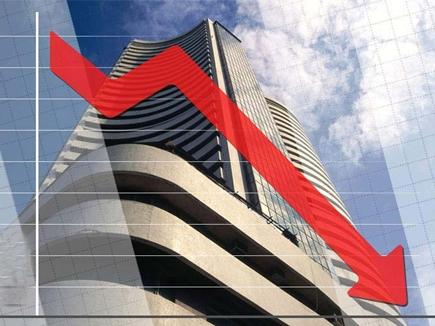 शेयर बाजार 156 अंक गिरकर हुआ बंद, निफ्टी भी नीचे