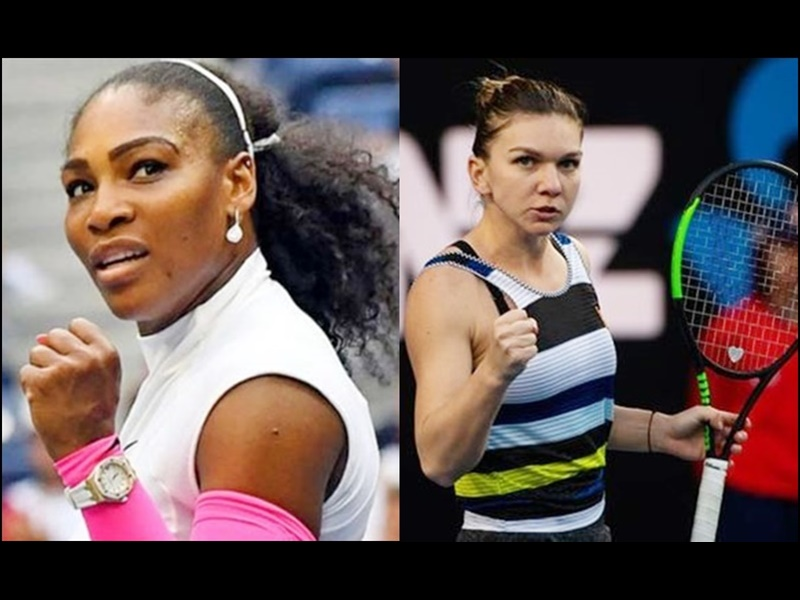 Serena and Halep reaches Wimbledon final: सेरेना-हालेप के बीच होगा खिताबी मुकाबला