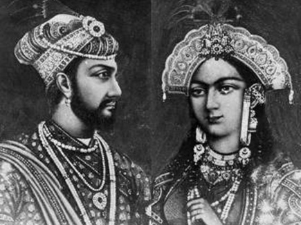 Image result for shahjahan real pics