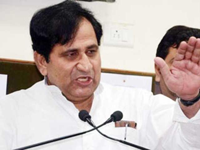 कांग्रेस प्रवक्ता शकील अहमद ने की  निर्दलीय चुनाव लड़ने की घोषणा