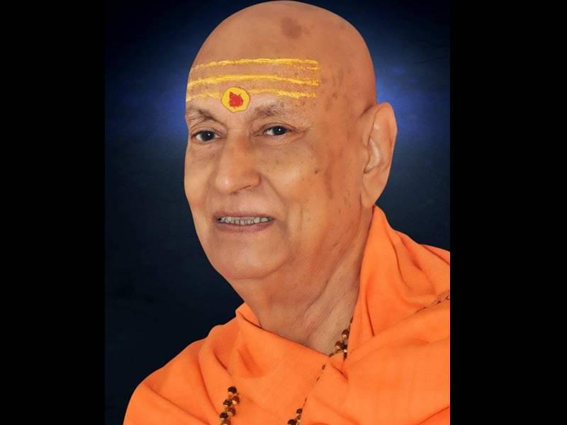 भारत माता मंदिर के संस्थापक और आध्यात्मिक गुरु स्वामी सत्यमित्रानंद गिरि जी महाराज का अवसान