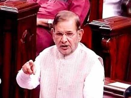 शरद ने अपील करने वालों को 'थैलीशाह' बताया