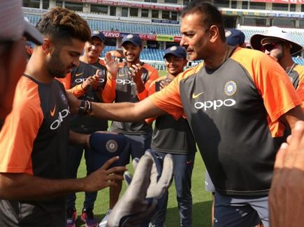 INDvsWI: शार्दुल ठाकुर ने किया टेस्ट डेब्यू, बने खास रिकॉर्ड का हिस्सा