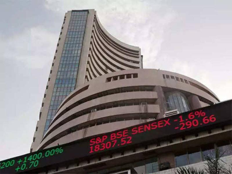 शेयर बाजार में मंगलवार को आई 642 अंक की बड़ी गिरावट, निफ्टी भी 185 अंक नीचे आया