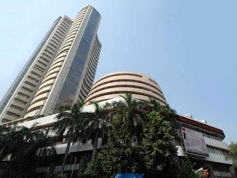 शेयर बाजार में गिरावट का दौर थमा, शुक्रवार को सेंसेक्स 228 अंकों की बढ़त के साथ हुआ बंद