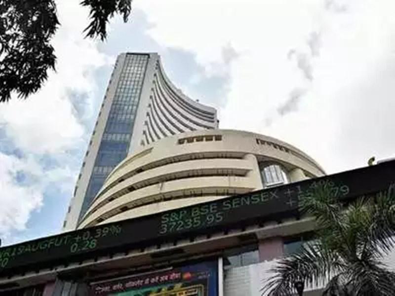 शेयर बाजार 1075 अंकों की बढ़त के साथ हुआ बंद, निफ्टी भी 326 अंक उछला