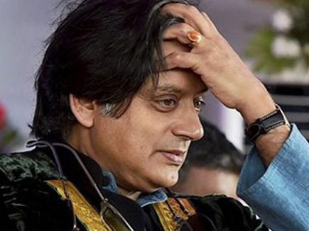 कांग्रेस नेता शशि थरूर के 'हिंदू पाकिस्तान' बयान पर बवाल