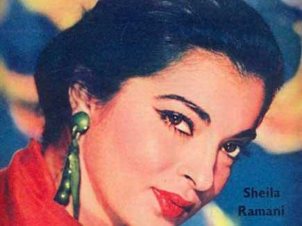 50 के दशक की प्रसिद्ध अभिनेत्री शीला रमानी का निधन
