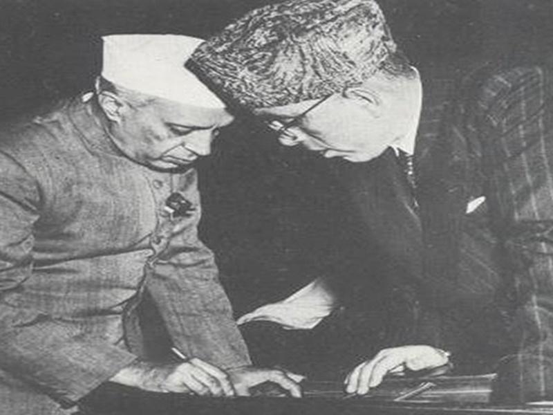 1946 में शुरू हुई थी जम्मू-कश्मीर में अलगाव की शुरुआत और पड़े थे अनुच्छेद 370 के बीज