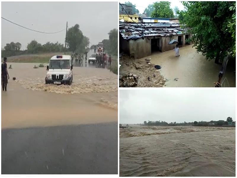 Madhya Pradesh Rain Alert : आफत की बारिश, दूसरे दिन भी कटा रहा राजस्थान से संपर्क
