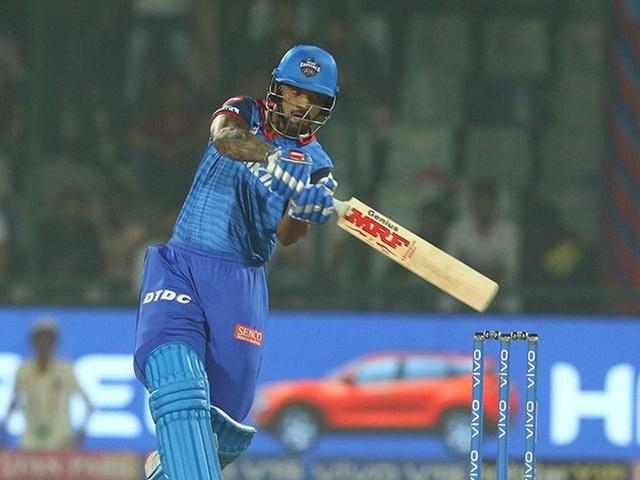 IPL 2019 : धवन आईपीएल में 500 चौके जड़ने वाले दुनिया के पहले बल्लेबाज