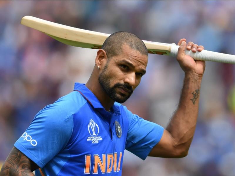 India tour of West Indies: भारत के लिए खुशखबरी, धवन फिट और दौरे के लिए उपलब्ध