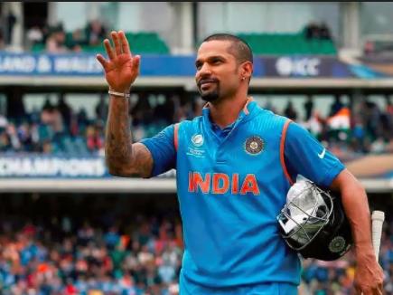 IND vs SA: 34 रन की पारी खेलकर भी धवन ने बनाया ये रिकॉर्ड