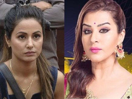 अर्शी खान की पार्टी में नहीं पहुंचीं शिल्पा शिंदे, क्या हिना खान थी वजह
