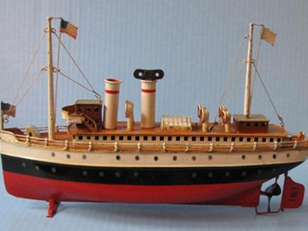 विश्व का सबसे छोटा जहाज बनाने का रिकॉर्ड हुआ भारत के नाम