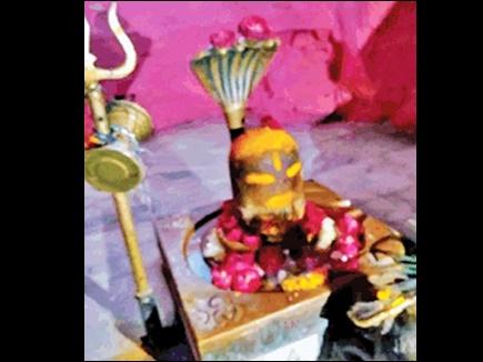 नलकेश्वर से निकली गंगा की धारा से होता है भगवान शिव का अभिषेक