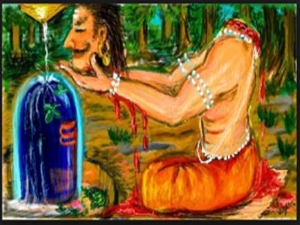 Image result for shivji और रावन