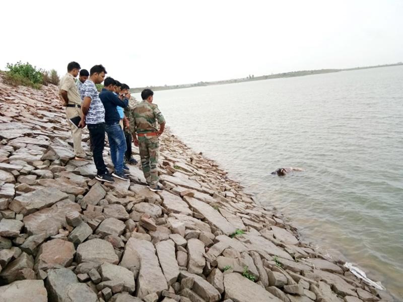 Video: शिवपुरी में बारिश का कहर, दो डूबे, महिला की लाश मिली, युवक की तलाश जारी