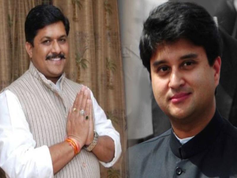 Guna Lok Sabha Election Result 2019: भाजपा के केपी यादव ने ज्योतिरादित्य सिंधिया को हराया
