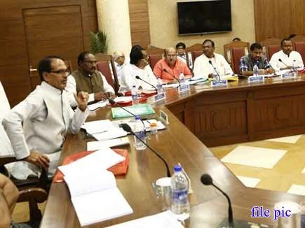 शिवराज कैबिनेट बैठक : 2.80 लाख युवाओं को रोजगार देगी सरकार