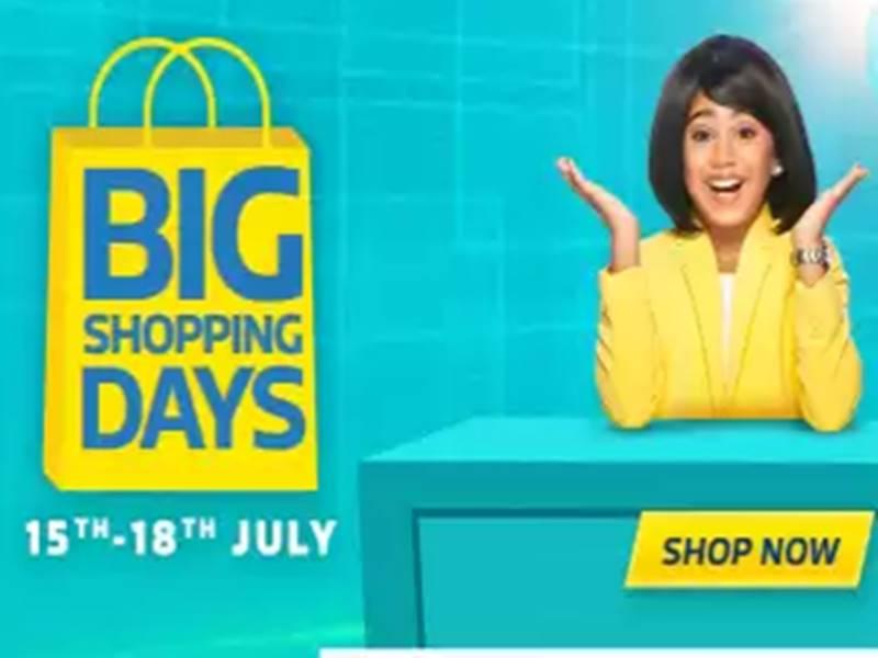 Flipkart Big Shopping Days sale शुरू, Realme 3Pro समेत इन स्मार्टफोन्स पर मिल रहा डिस्काउंट