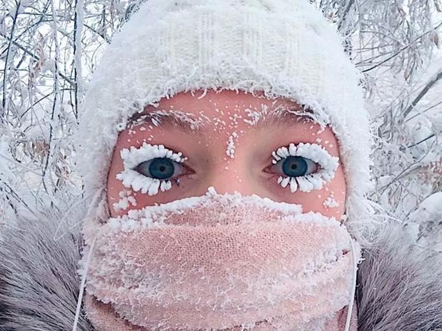 यह है दुनिया का सबसे ठंडा गांव, -62 डिग्री पर टूटा थर्मामीटर और जमी पलकें