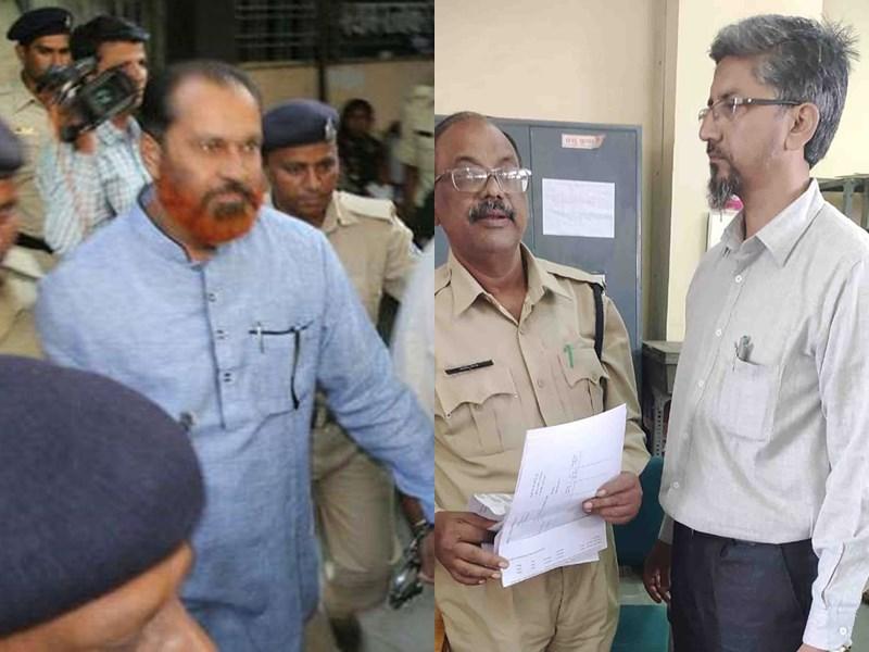 सिमी प्रमुख सफदर नागौरी, मोहम्मद मुनीर को तीन साल कैद की सजा